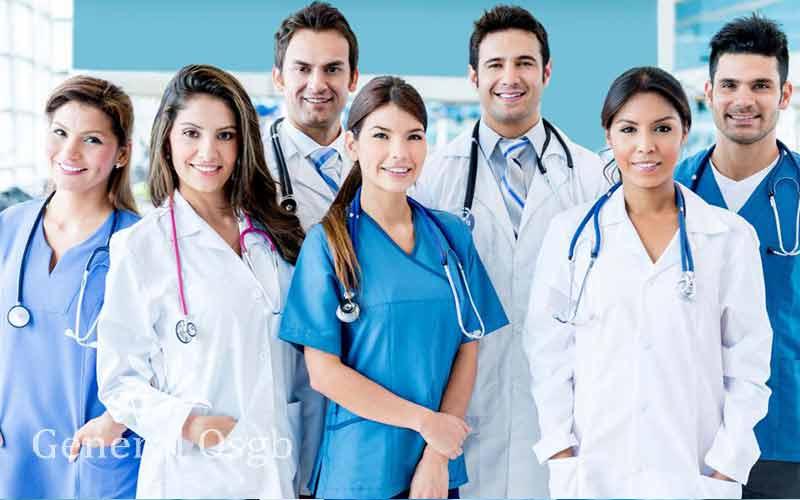 sağlık personeli ile ilgili görsel sonucu